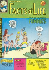 Cover Thumbnail for Facts O' Life Funnies (Multi Media Resource Center, 1972 series)