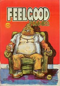 Cover Thumbnail for Feelgood Funnies (Rip Off Press, 1972 series) #1