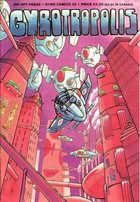 Cover Thumbnail for Gyrotropolis (Rip Off Press, 1987 series) #[nn]