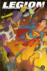 Cover Thumbnail for The Legion: Foundations (DC, 2004 series)