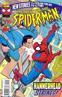 Cover Thumbnail for The Adventures of Spider-Man (Marvel, 1996 series) #2