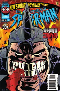 Cover Thumbnail for The Adventures of Spider-Man (Marvel, 1996 series) #5