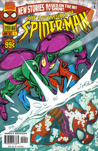 Cover Thumbnail for The Adventures of Spider-Man (Marvel, 1996 series) #10
