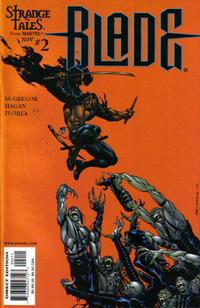 Cover Thumbnail for Blade (Marvel, 1998 series) #2 [Cover A]
