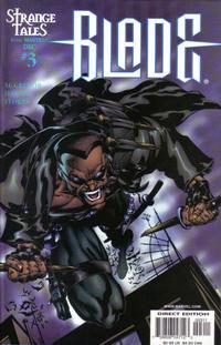 Cover Thumbnail for Blade (Marvel, 1998 series) #3