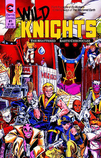 Cover Thumbnail for Wild Knights (Malibu, 1989 series) #1
