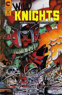 Cover Thumbnail for Wild Knights (Malibu, 1989 series) #2