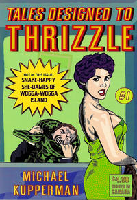 Cover Thumbnail for Tales Designed to Thrizzle (Fantagraphics, 2005 series) #1