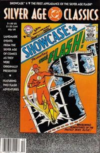 Cover Thumbnail for DC Silver Age Classics Showcase 4 (DC, 1992 series)
