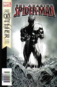 Cover for The Amazing Spider-Man (Marvel, 1999 series) #527 [Mike Wieringo Spider-Man 2099 costume second printing]