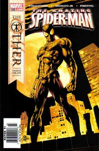 Cover Thumbnail for The Amazing Spider-Man (Marvel, 1999 series) #528 [Newsstand]
