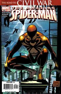 Cover Thumbnail for The Amazing Spider-Man (Marvel, 1999 series) #530 [Direct Edition]