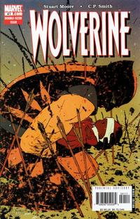 Cover Thumbnail for Wolverine (Marvel, 2003 series) #41 [Direct Edition]