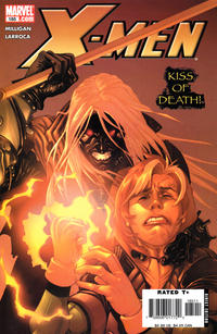 Cover Thumbnail for X-Men (Marvel, 2004 series) #185 [Direct Edition]