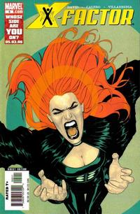 Cover Thumbnail for X-Factor (Marvel, 2006 series) #5