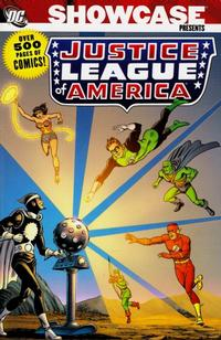 Cover Thumbnail for Showcase Presents: Justice League of America (DC, 2005 series) #1