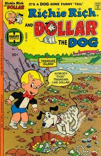 Cover Thumbnail for Richie Rich & Dollar the Dog (Harvey, 1977 series) #1