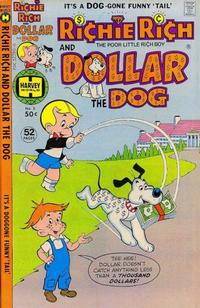 Cover Thumbnail for Richie Rich & Dollar the Dog (Harvey, 1977 series) #3