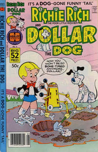 Cover Thumbnail for Richie Rich & Dollar the Dog (Harvey, 1977 series) #5