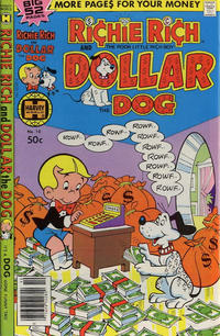 Cover Thumbnail for Richie Rich & Dollar the Dog (Harvey, 1977 series) #10