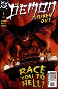 Cover Thumbnail for Demon: Driven Out (DC, 2003 series) #1