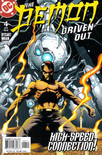 Cover Thumbnail for Demon: Driven Out (DC, 2003 series) #4