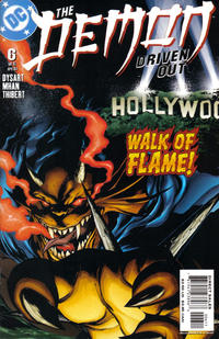 Cover Thumbnail for Demon: Driven Out (DC, 2003 series) #6
