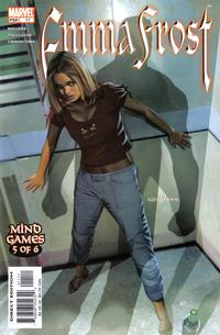 Cover Thumbnail for Emma Frost (Marvel, 2003 series) #11