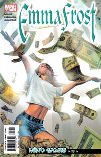 Cover Thumbnail for Emma Frost (Marvel, 2003 series) #12
