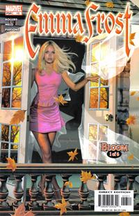 Cover Thumbnail for Emma Frost (Marvel, 2003 series) #13