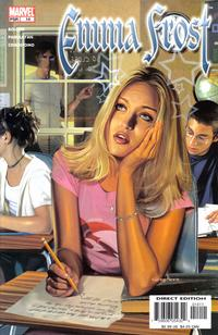 Cover Thumbnail for Emma Frost (Marvel, 2003 series) #14