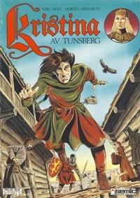 Cover Thumbnail for Kristina av Tunsberg (Semic, 1991 series)