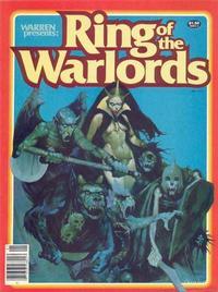 Cover Thumbnail for Warren Presents (Warren, 1979 series) #1