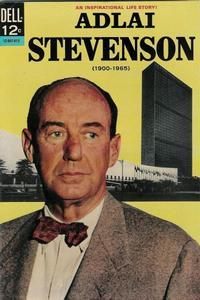 Cover Thumbnail for Adlai Stevenson (Dell, 1966 series)