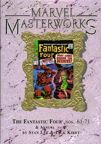 Cover Thumbnail for Marvel Masterworks: The Fantastic Four (Marvel, 2003 series) #7 (34) [Limited Variant Edition]