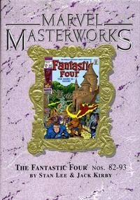 Cover Thumbnail for Marvel Masterworks: The Fantastic Four (Marvel, 2003 series) #9 (53) [Limited Variant Edition]