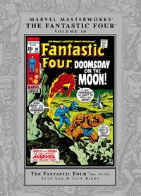Cover Thumbnail for Marvel Masterworks: The Fantastic Four (Marvel, 2003 series) #10 [Regular Edition]