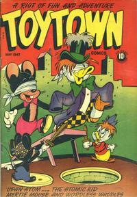Cover Thumbnail for Toytown Comics (Orbit-Wanted, 1946 series) #7