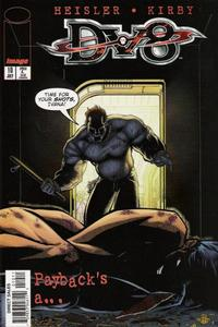 Cover Thumbnail for DV8 (Image, 1996 series) #10