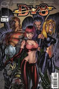 Cover Thumbnail for DV8 (Image, 1996 series) #11