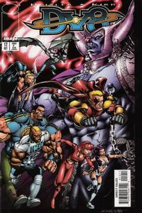 Cover Thumbnail for DV8 (Image, 1996 series) #12