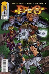 Cover Thumbnail for DV8 (Image, 1996 series) #19