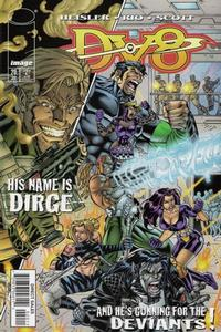 Cover Thumbnail for DV8 (Image, 1996 series) #20