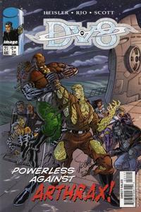 Cover Thumbnail for DV8 (Image, 1996 series) #21