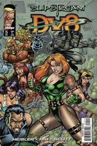 Cover Thumbnail for DV8 (Image, 1996 series) #25