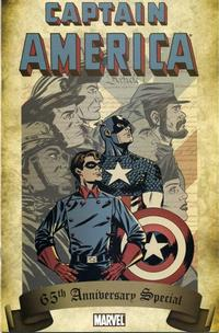 Cover Thumbnail for Captain America 65th Anniversary Special (Marvel, 2006 series) #1