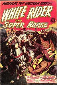 Cover Thumbnail for White Rider (Accepted, 1958 series) #5