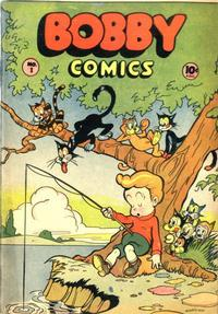 Cover Thumbnail for Bobby Comics (Iger, 1946 series) #1