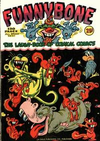 Cover Thumbnail for Funnybone (American Comics Group, 1945 series)