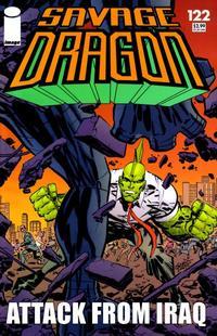 Cover Thumbnail for Savage Dragon (Image, 1993 series) #122